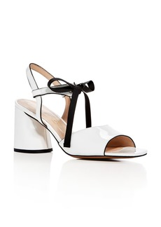 MARC JACOBS Women's Wilde Mary Jane Ankle Tie Sandals
