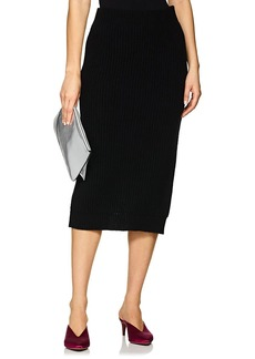 Marc Jacobs Women's Wool-Cashmere Pencil Skirt