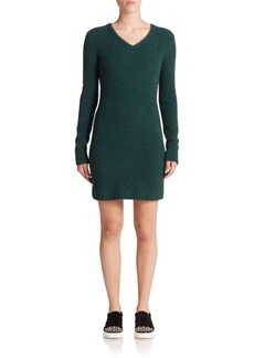 Marc Jacobs Wool-Blend Sweater Dress