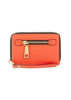 Marc Jacobs Zip-Around Tech Wristlet