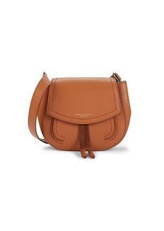 Marc Jacobs Maverick Tassel Saddle Shoulder Bag