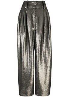Marc Jacobs micro-sequin trousers
