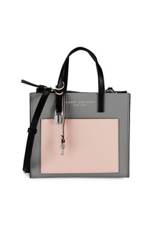 Marc Jacobs Mini Grind Leather Crossbody
