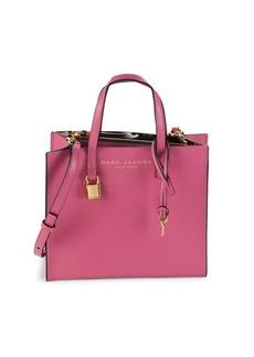 Marc Jacobs Mini Grind Leather Crossbody Bag