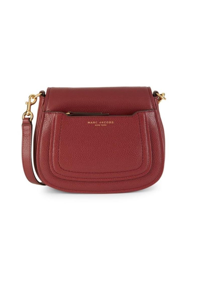 Marc Jacobs Mini Leather Messenger Bag