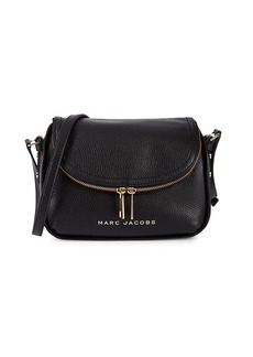 Marc Jacobs Mini The Groove Leather Messenger Bag