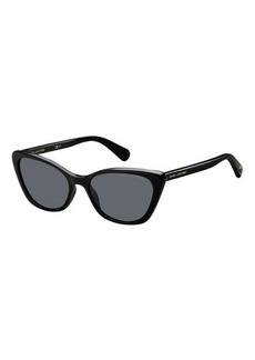 Marc Jacobs Mirrored Cat-Eye Sunglasses