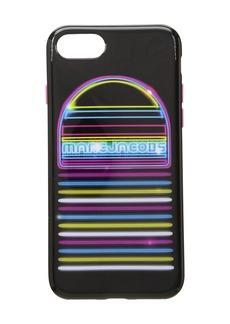 Marc Jacobs Neon Speaker iPhone 8 Case