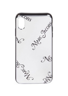 Marc Jacobs New York Magazine iPhone Xs Max Logo Phone Case