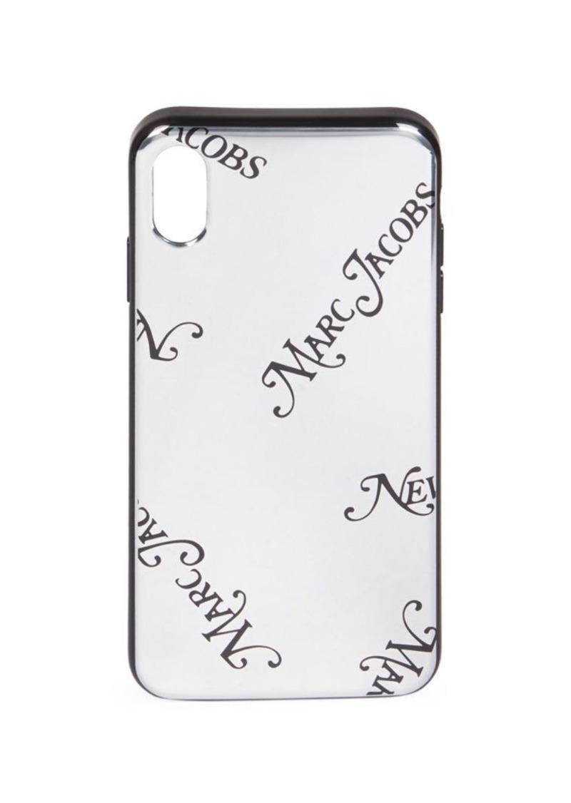 factory price f54df b550f New York Magazine iPhone Xs Max Logo Phone Case