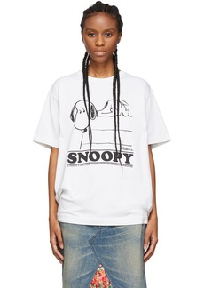 Marc Jacobs Off-White Peanuts Edition Snoopy T-Shirt