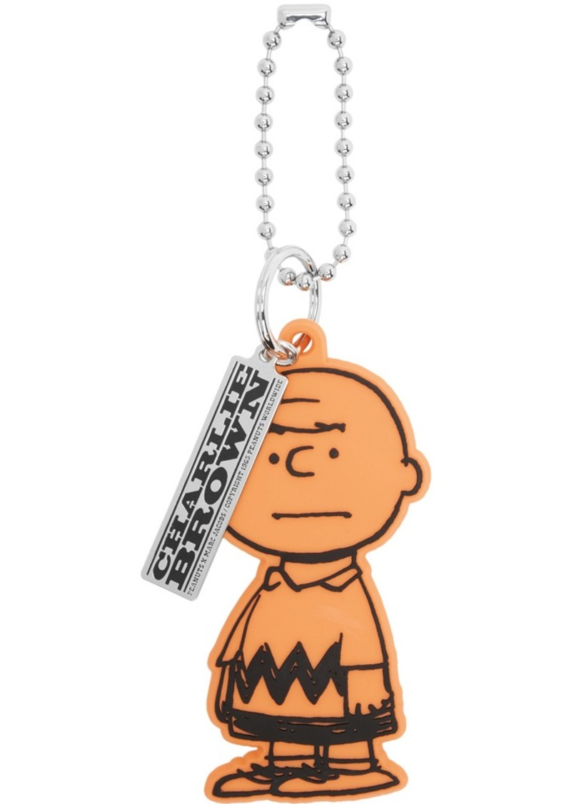 Marc Jacobs Orange Peanuts Edition 'The Charlie Brown' Charm