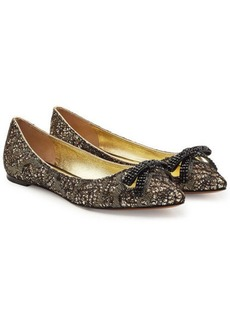 Marc Jacobs Ornate Ballet Flats