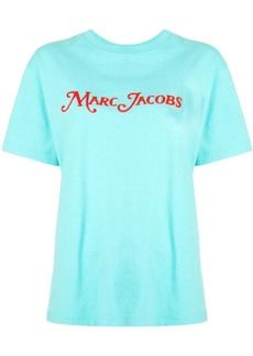 Marc Jacobs oversized logo T-shirt