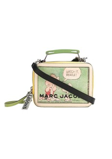 Marc Jacobs x Peanuts® print box bag