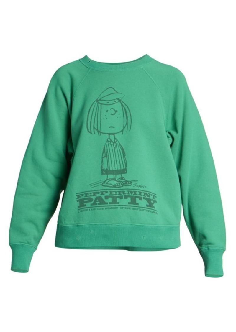 Peanuts® x Marc Jacobs Peppermint Patty Sweatshirt