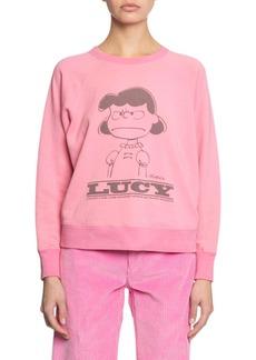 Peanuts x Marc Jacobs The Sweatshirt