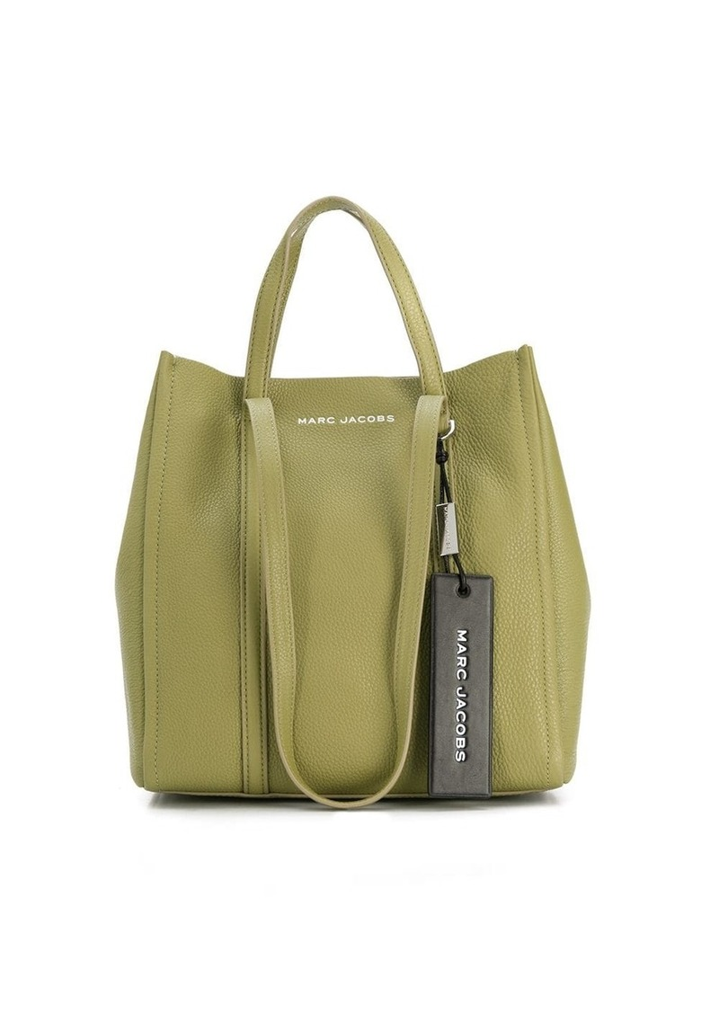 Marc Jacobs pebbled leather tote bag