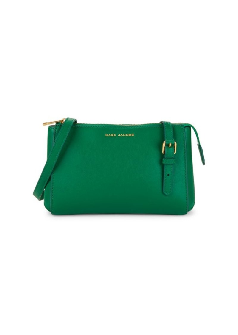 Marc Jacobs Pepper Leather Crossbody Bag
