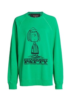 Marc Jacobs Peppermint Patty Sweatshirt