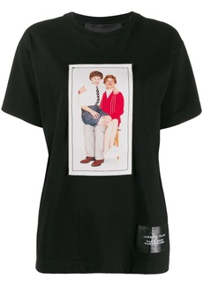Marc Jacobs photographic print T-shirt