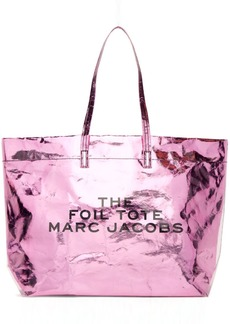 Marc Jacobs Pink Foil Tote