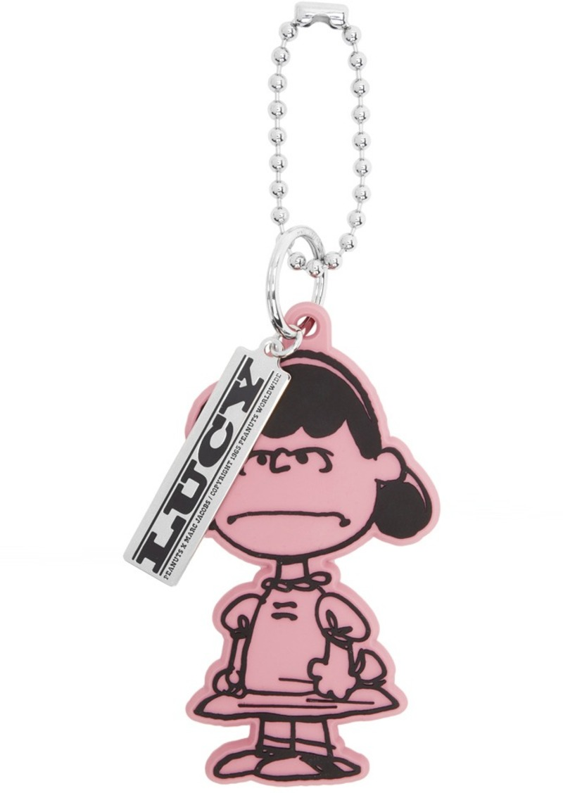 Marc Jacobs Pink Peanuts Edition 'The Lucy' Charm