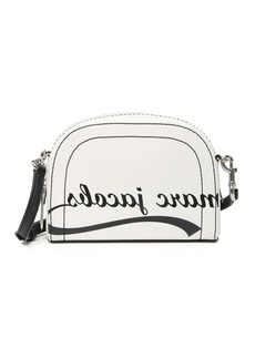 Marc Jacobs Playback Mirrored Logo Crossbody Bag