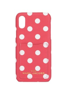 Marc Jacobs Polka Dot iPhone XS Case