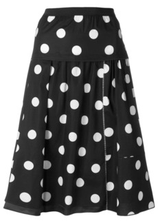 Marc Jacobs polka dot mid skirt