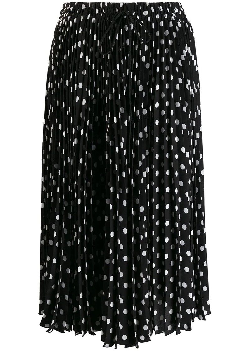 Marc Jacobs The Pleated skirt