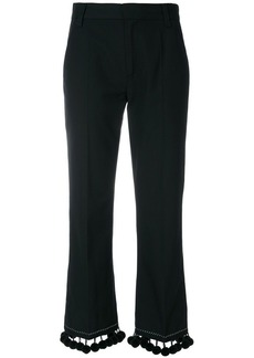 Marc Jacobs pom pom trousers