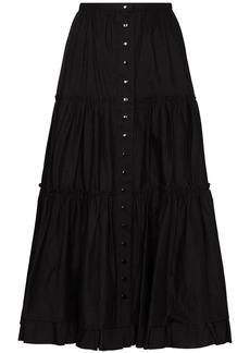 Marc Jacobs Prairie tiered skirt