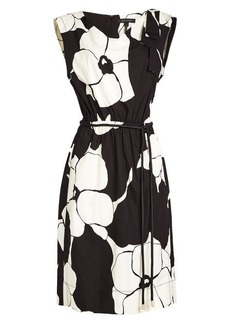 Marc Jacobs Printed Cotton Dress