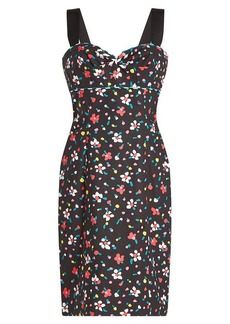 Marc Jacobs Printed Dress