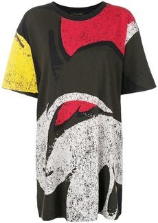 Marc Jacobs printed T-shirt dress