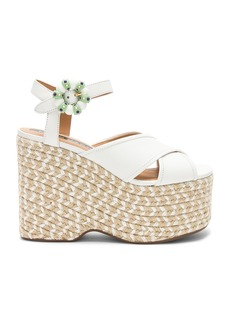 Marc Jacobs Rowan Espadrille Wedge
