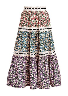 Marc Jacobs Runway Tiered Prairie Skirt