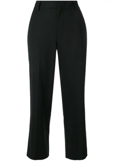 Marc Jacobs side stripe cropped trousers