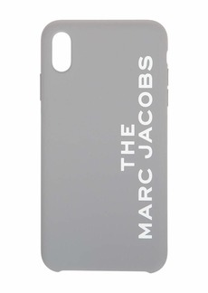 Marc Jacobs Silicone iPhone XS Max Case