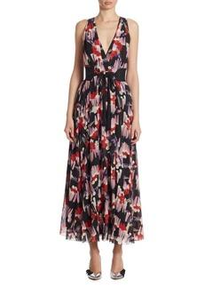 Marc Jacobs Silk Maxi Dress