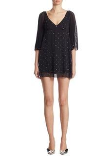 Marc Jacobs Silk Sequin Dress