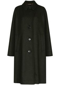 Marc Jacobs single-breasted midi coat