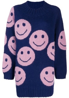 Marc Jacobs smiley jumper