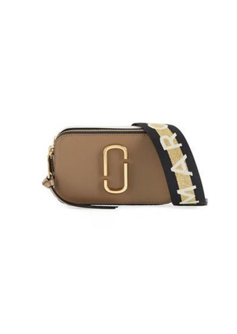 Marc Jacobs Snapshot Coated Leather Camera Bag