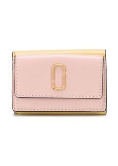 Marc Jacobs Snapshot mini tri-fold wallet