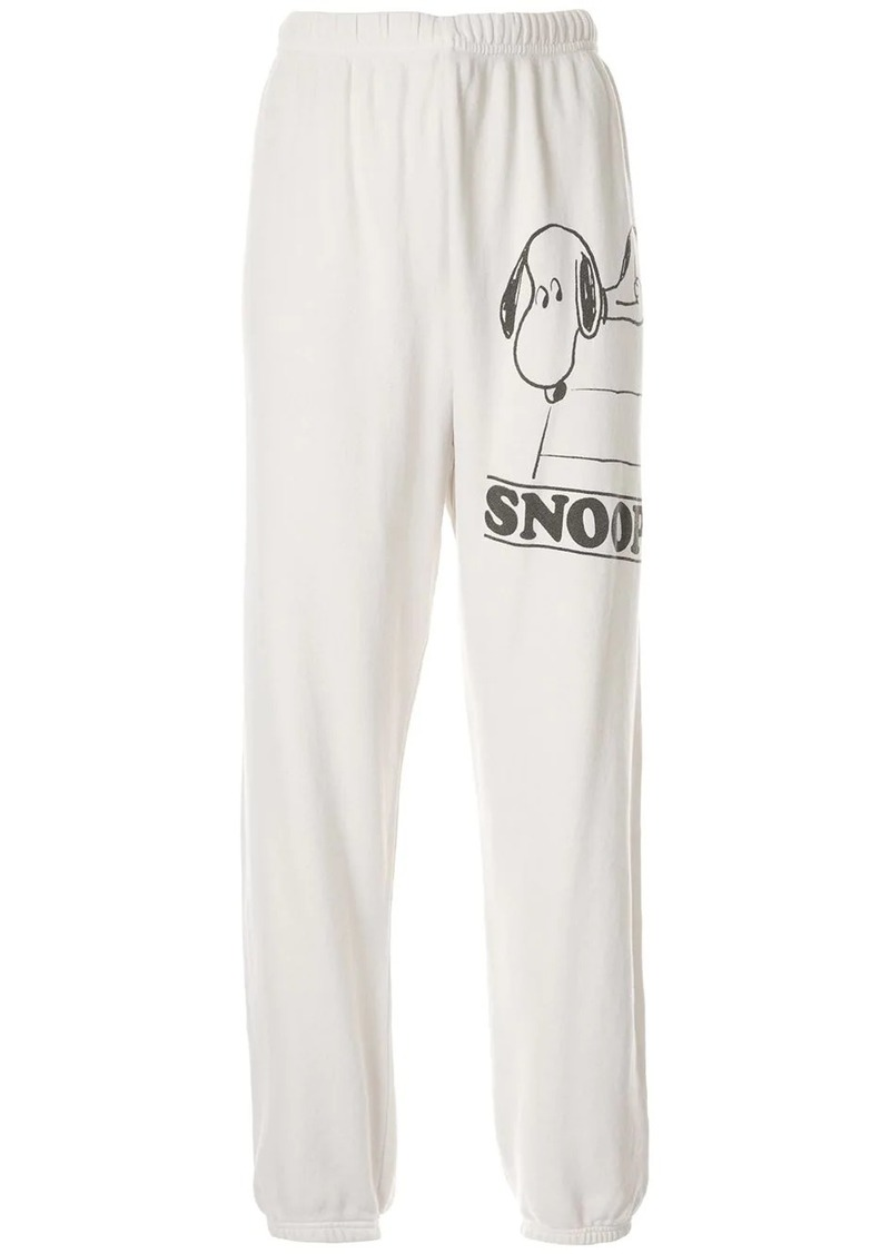 Marc Jacobs The Gym Snoopy pants