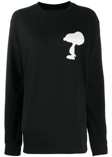 Marc Jacobs Snoopy print sweater