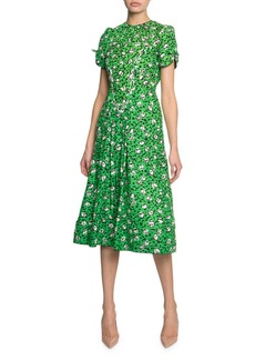 Marc Jacobs Sofia Loves The '40s Floral-Print Midi Dress
