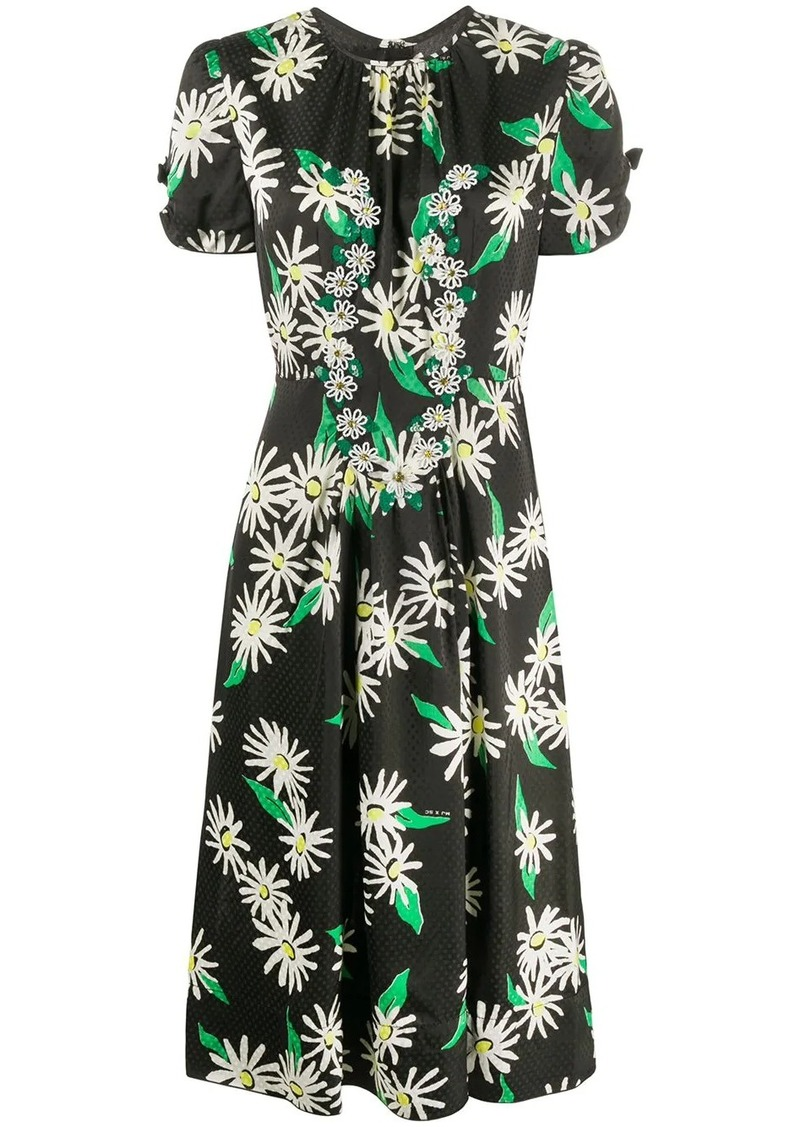 Marc Jacobs Sofia Loves The 40s midi dress